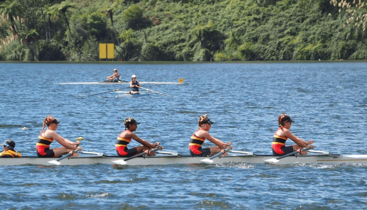 pukekohe high school rowing